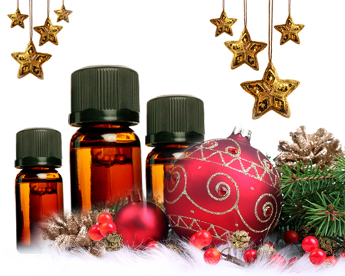 Christmas-with-Aromatic-Oils